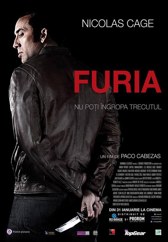 Fúria Dublado 2014