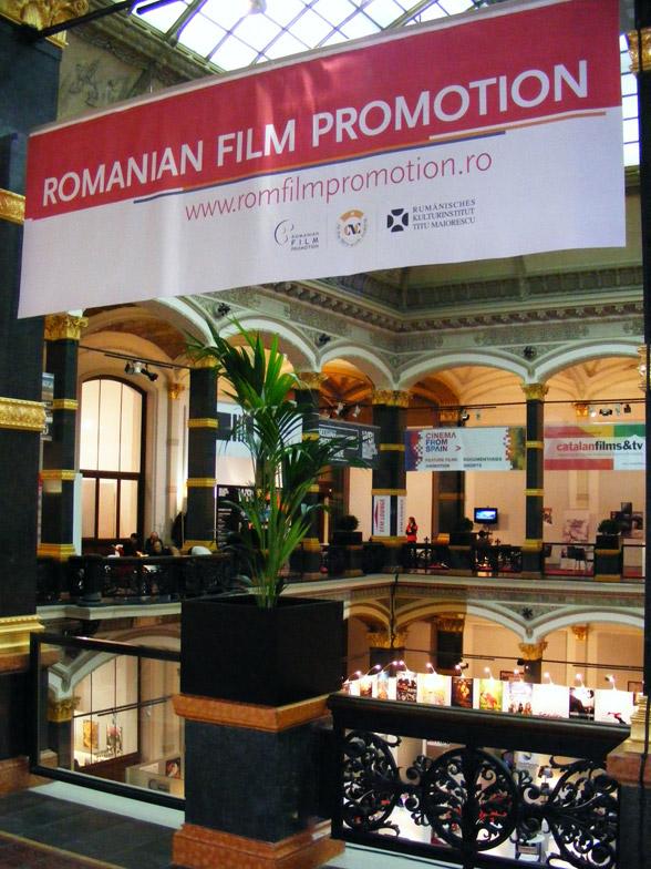 berlinale2010 13 Prezenţe româneşti în peisajul cinematografic european