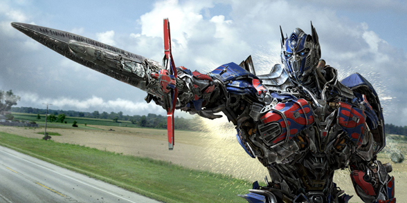 De azi pe ecrane: Transformers – Age of Extinction si Blood Ties